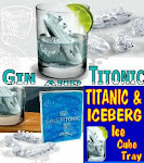 Titanic Ice Cube Tray