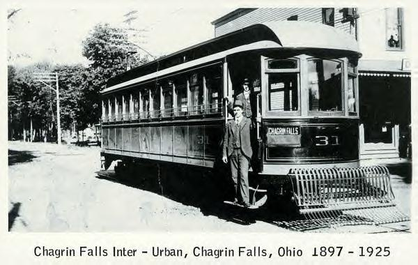 Eastern Ohio Traction Company 1925