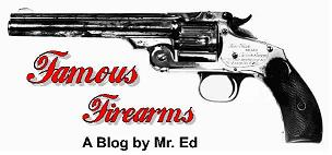 "Check out my blog, ""Famous Firearms"" to see more TV guns"