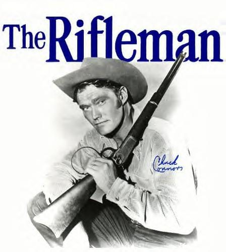 Click here to see a great Rifleman TV show website