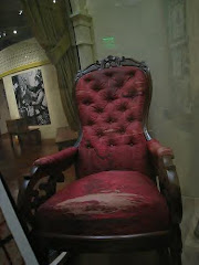 Lincoln's Assassination Chair