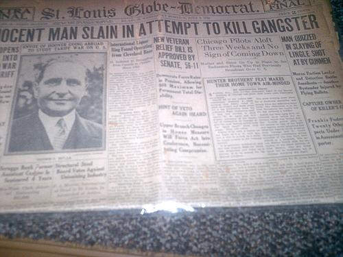 St. Louis Globe Democrat-Wed. July 2, 1930