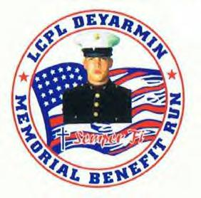 Click this link to go to Nate Deyarmin's Memorial Benefit Run Website