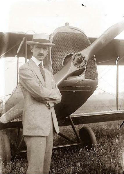Glenn Curtiss. Undated