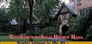 This is the Story I Wrote About Stan Hywet Hall ~