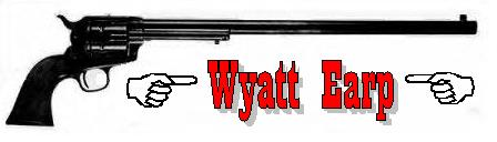 Pictures of Wyatt Earp