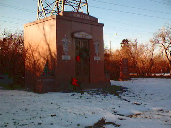 Blanco Mausoleum