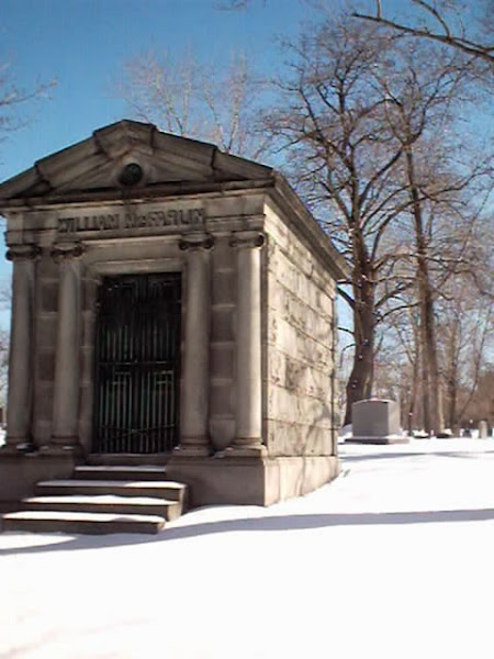 William McFarlin Mausoleum