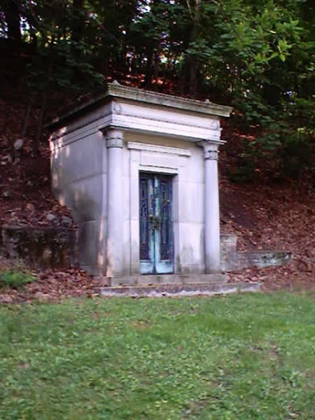 Rutherford Mausoleum