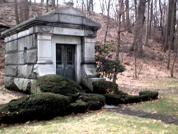Held Family mausoleum
