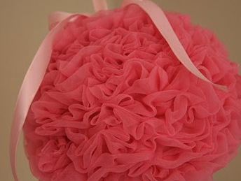 Pink Party Favors Ideas