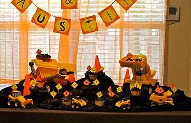 Here Are Some Ideas To Add Frosting Your Construction Theme Party