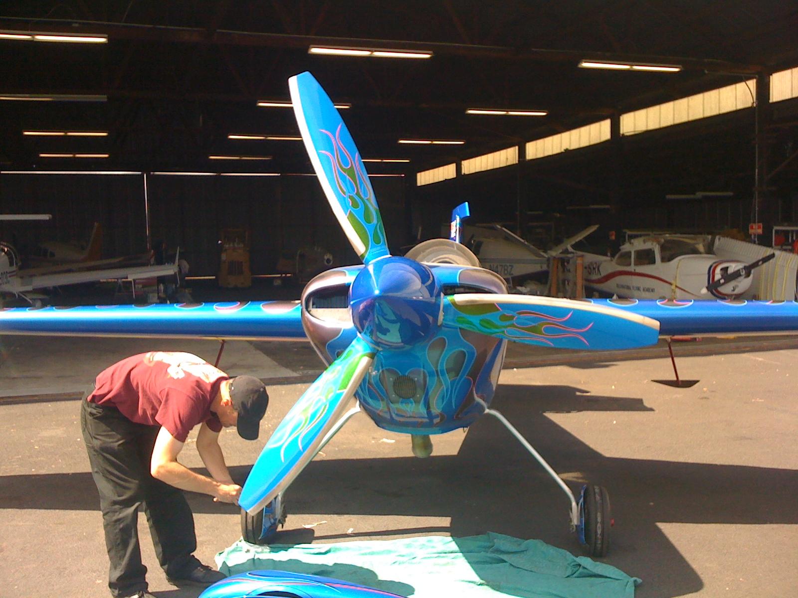 Aerobatics Training Vancouver Island