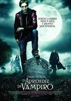 O Aprendiz de Vampiro (Legendado)