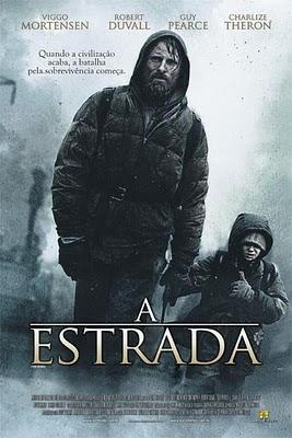 Filme Poster A Estrada DVDRip RMVB Dublado