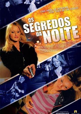 Filme Poster Segredos da Noite DVDRip RMVB Dublado