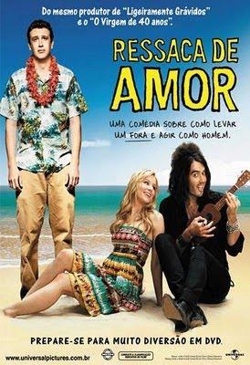 Filme Poster Ressaca de Amor DVDRip RMVB Dublado