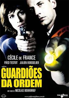 Filme Poster Guardiões da Ordem DVDRip XviD Dual Audio e RMVB Dublado