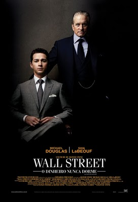 Wall Street 2: O Dinheiro Nunca Dorme Dublado