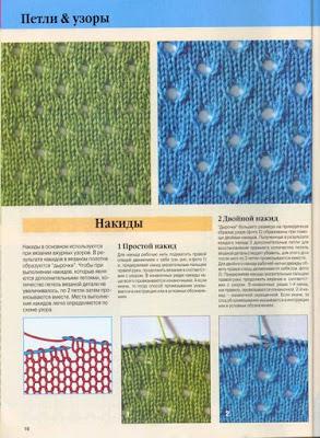 учимся вязать на спицах свитера