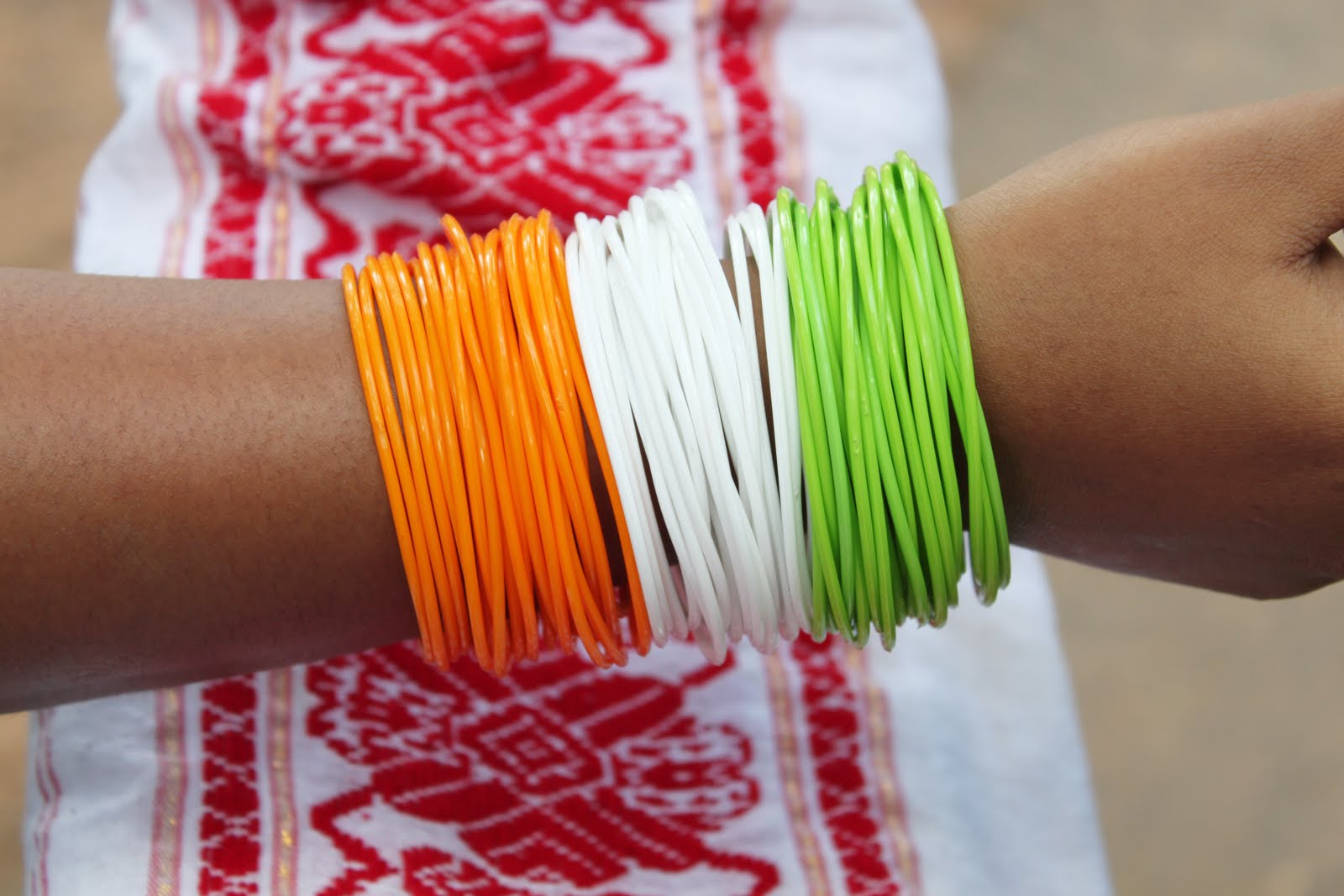 tri suppliers htm three jewelry tricolor color bracelet bangles tone