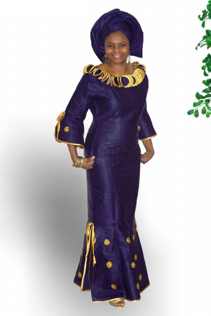 Dress African - It suits you!