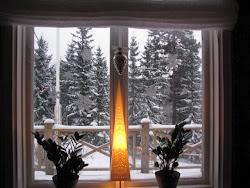Vårt december fönster