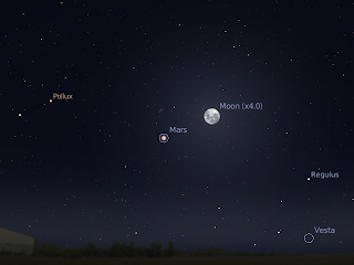 moon location during mars opposition - photo #48