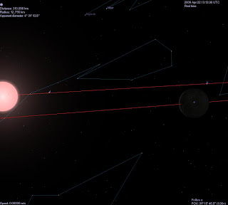 how amny moons does gliese 832c have - photo #29