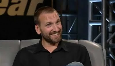 eccleston on top gear