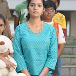 Maa Tv Anchor And Film Actress Colours Swathi From Kalavaramaye  Madilo...