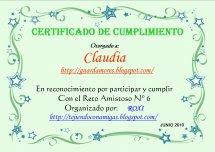 Mi primer certificado