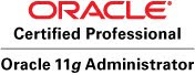 Oracle Database 11g Certified Professional
