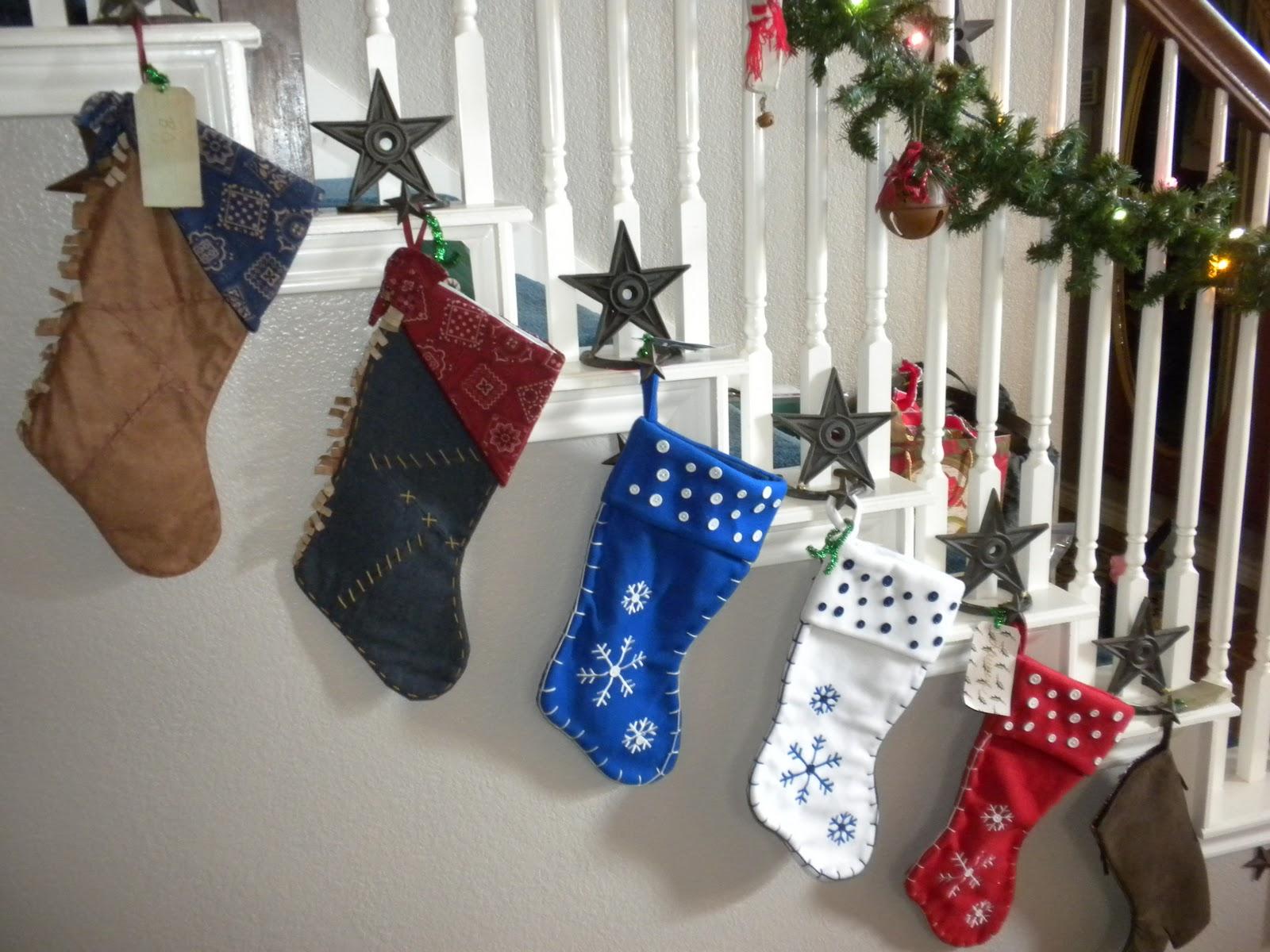 Mantel Christmas Stocking Hangers