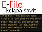 E-FILE KELAPA SAWIT