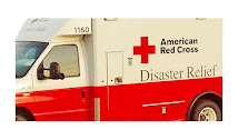 The Wizard Joins the Red Cross to help with Disaster Relief Efforts