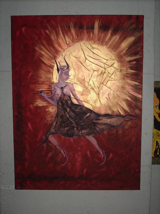 hada del sol cuerno del fin del mundo