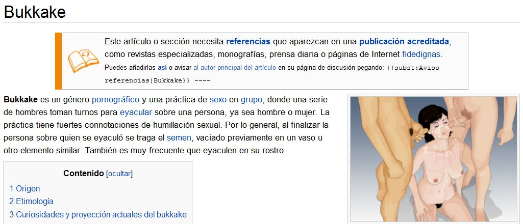 La enciclopedia virtual del sexo