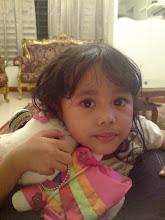 Amirah Age 4