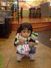 Amirah Age 3