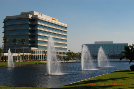 dhl corporate office headquarters hq in usa. Black Bedroom Furniture Sets. Home Design Ideas