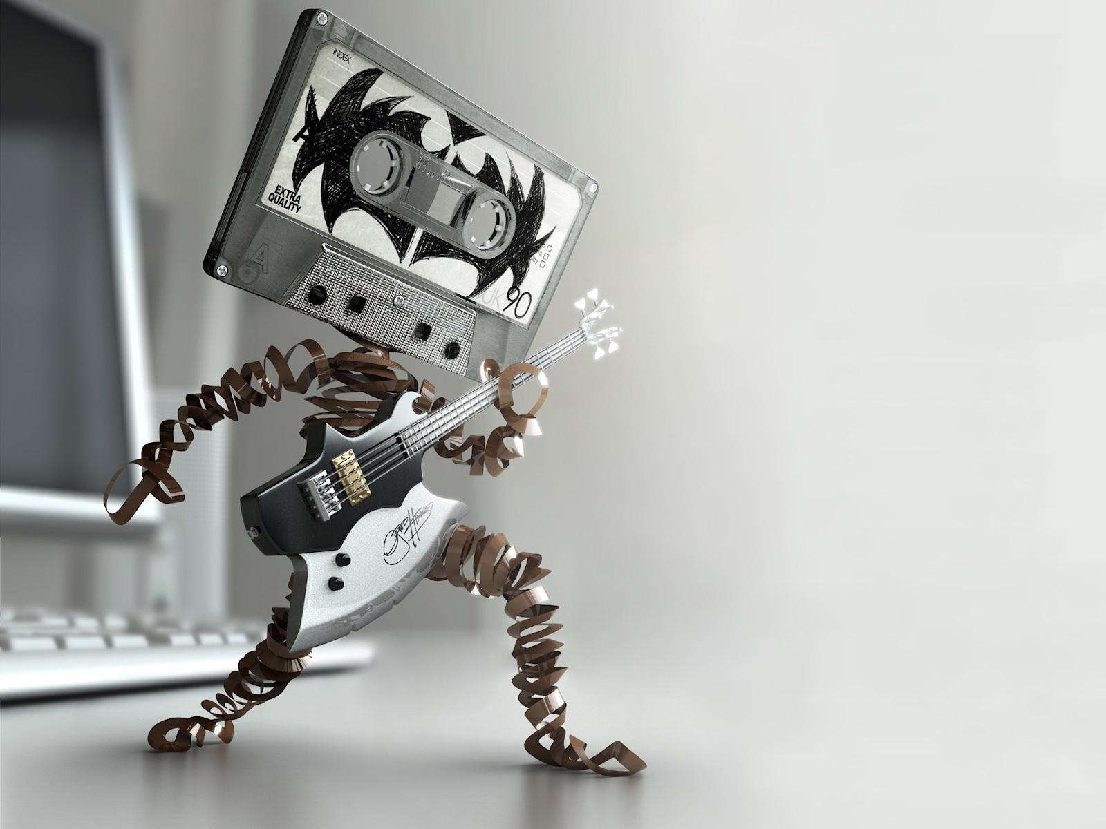 music sites: