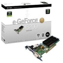 Aceleradora grafica de video e-Ge Force 6200