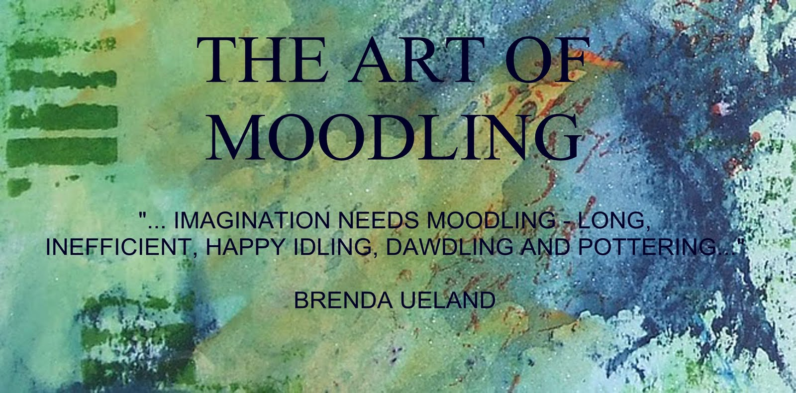 the art of moodling