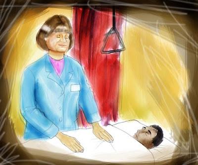 Reiki en hospitales