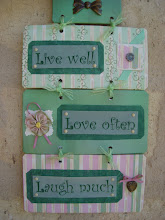 Live, Love, Laugh...