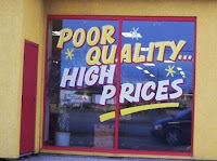 Are low prices leading to poor quality?