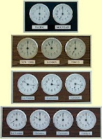 International standards for date and time