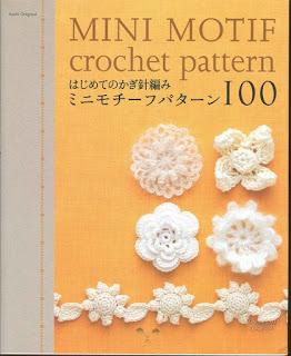 Lacy Crochet: Crochet Flower Motif - blogspot.com