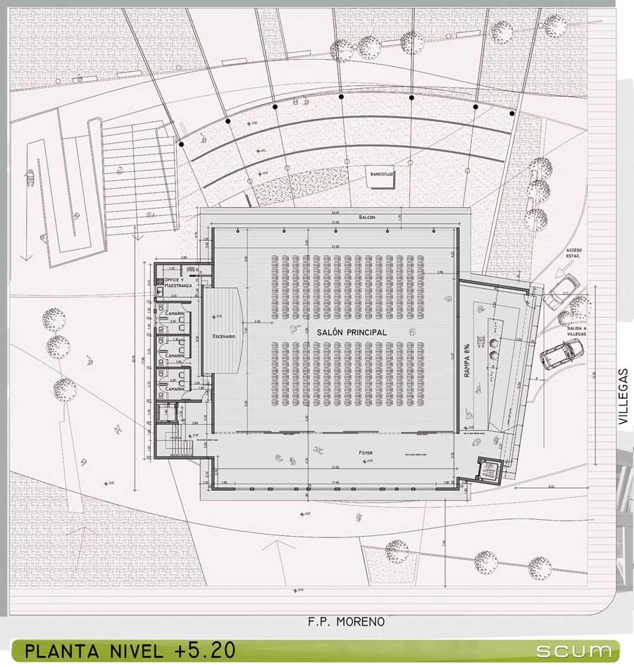 Daky proyecto sal n de usos m ltiples y feria de for Salon de usos multiples programa arquitectonico